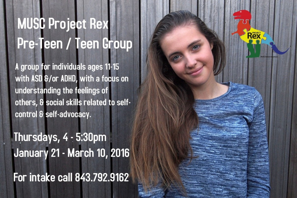 Pre-Teen/Teen Group